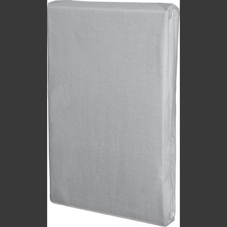 fillikid  hoeslaken grijs 140 x 70 cm