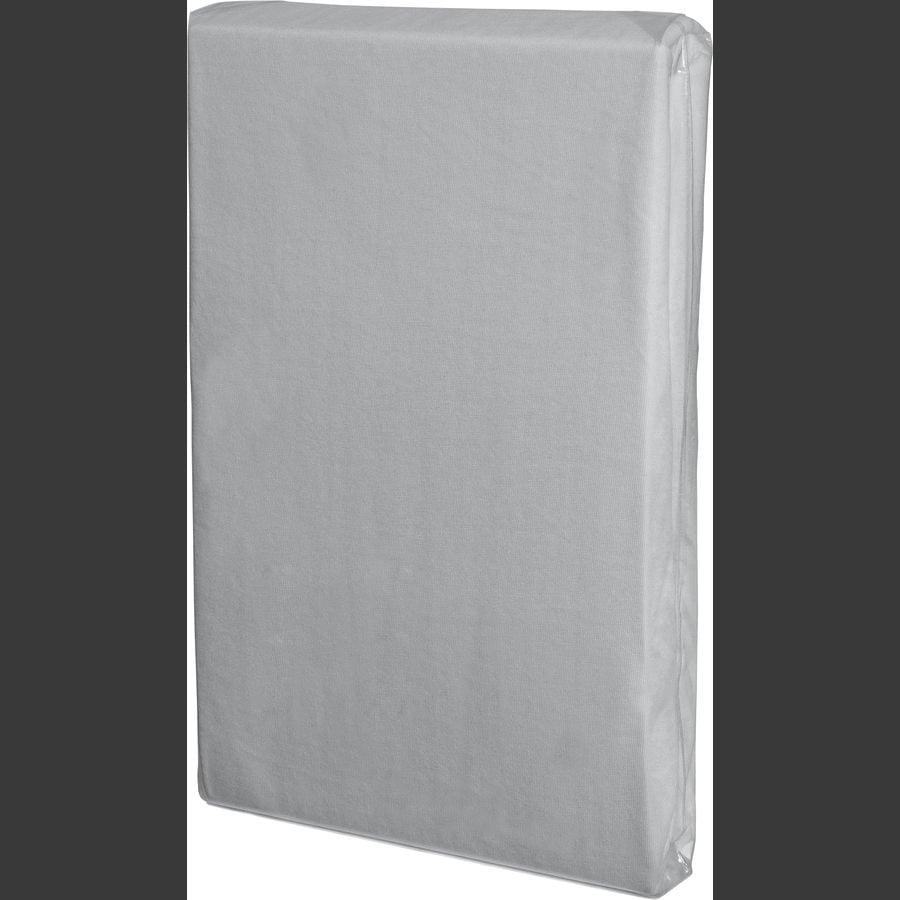 fillikid Lenzuolo ad angoli grigio 140 x 70 cm