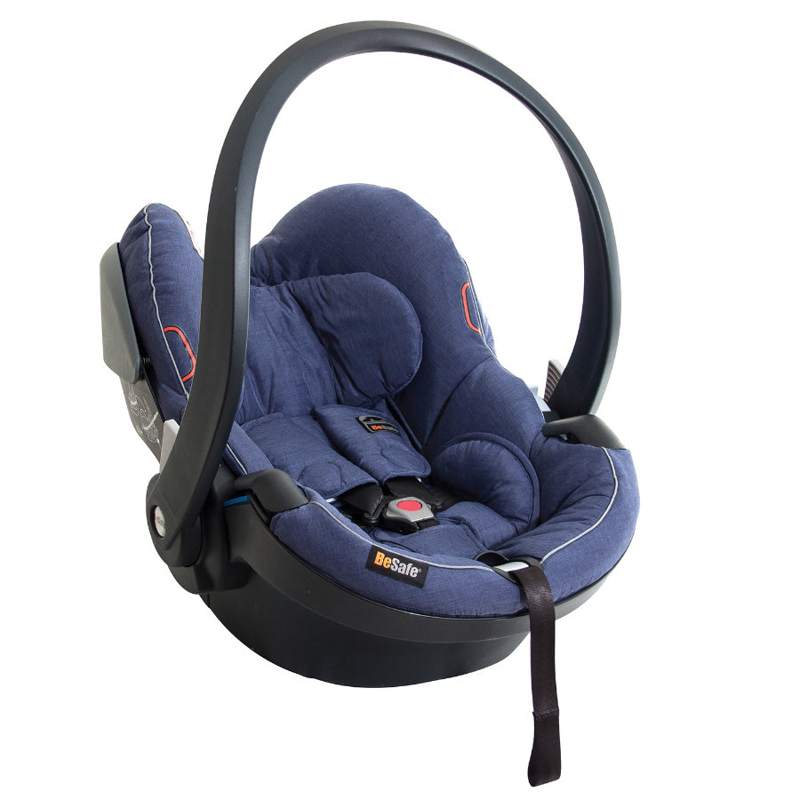 BeSafe Babyschale iZi Go X1 Selection Voksi-Edition Blue