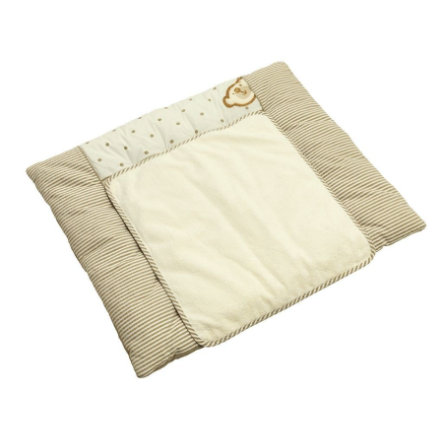 Be Be 's Collection Wickelauflage Big Willi beige 85 x 70 cm