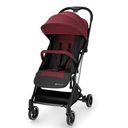 Kinderkraft Kinderwagen Indy Burgundy