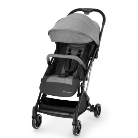 Kinderkraft Lastenrattaat Indy grey