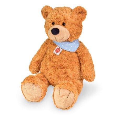 Teddy HERMANN® Peluche ourson brun doré 55 cm