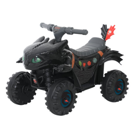 ROLLPLAY Dragon Mini Quad, 6v, schwarz