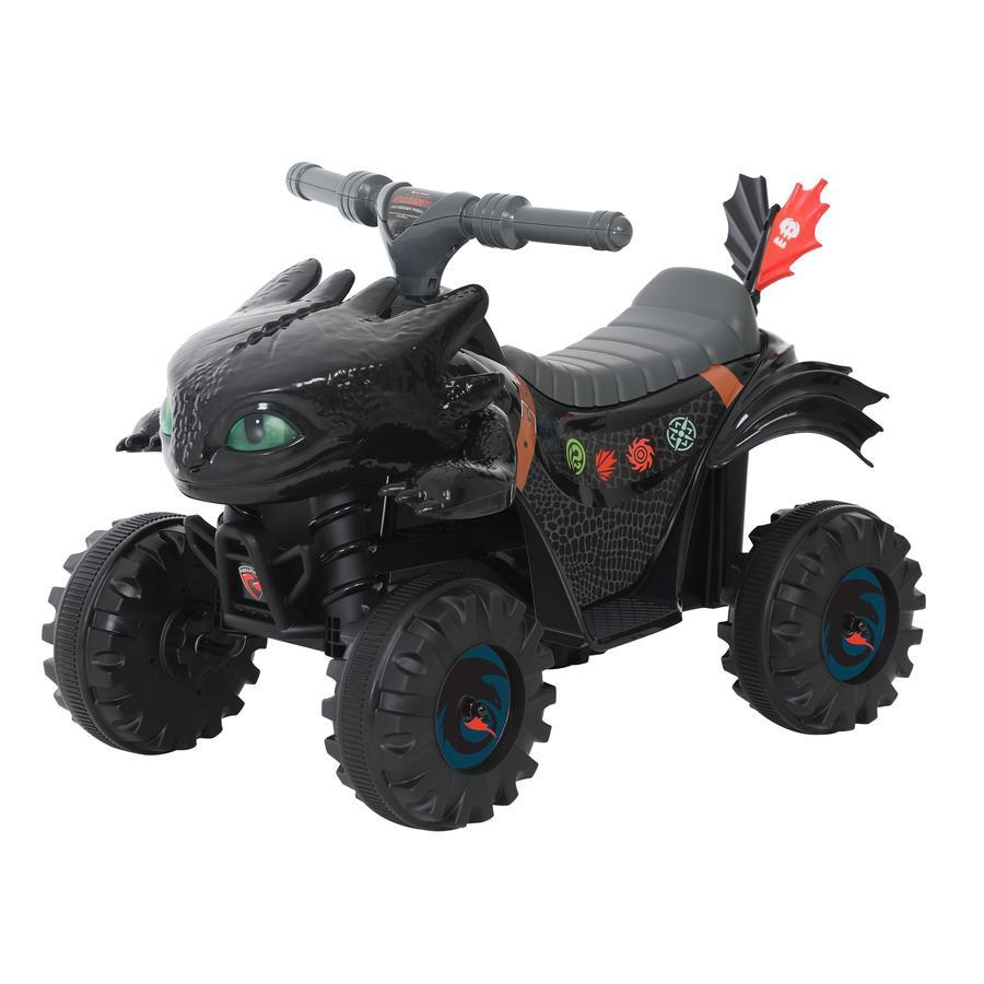 ROLLPLAY Dragon Mini Quad, 6v, černá