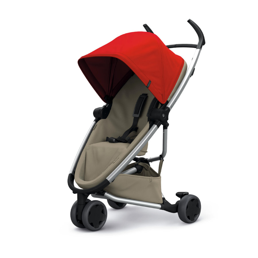 Quinny Buggy Zapp Flex Red on Sand