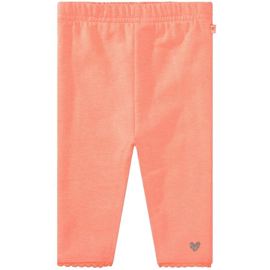 STACCATO Girls Sweatleggings neon peach