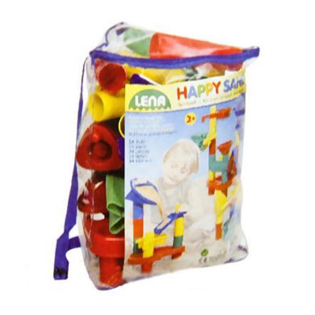 LENA Happy Sand 24 Piece Play Set