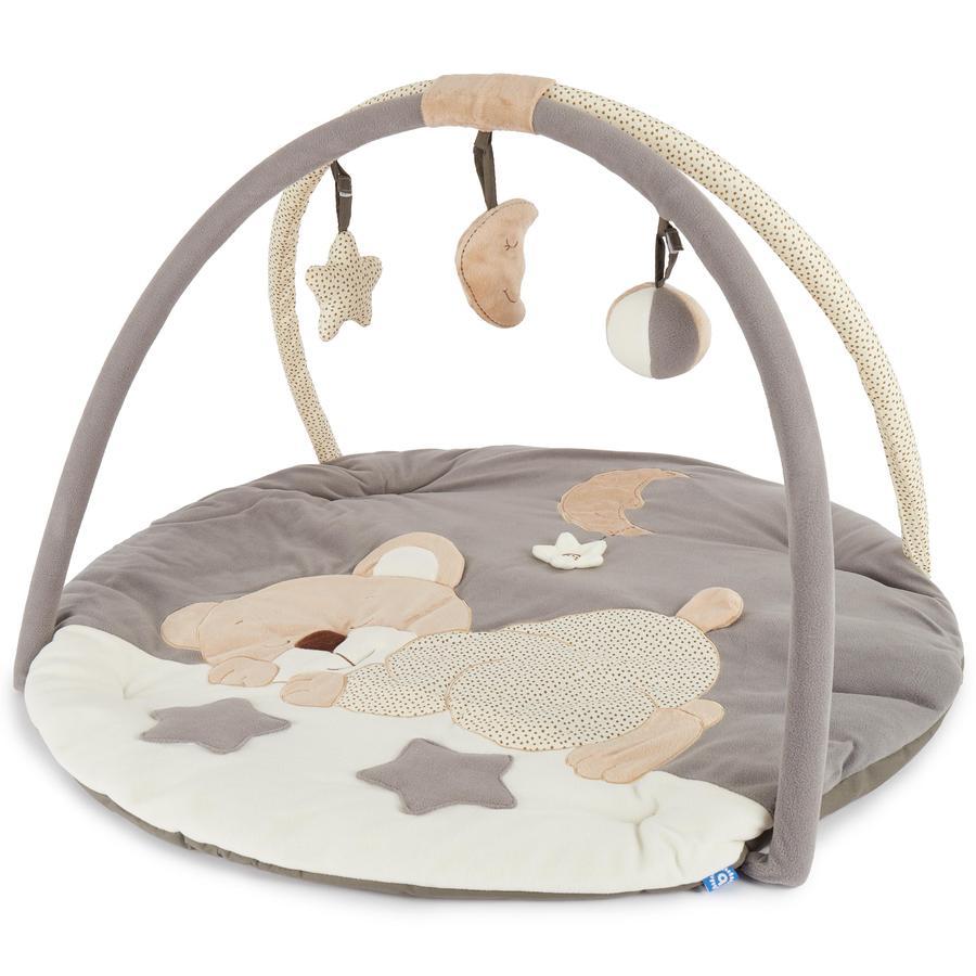 BIECO Aktivní deka Gym - medvídek