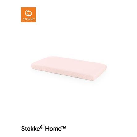 STOKKE® Home™ Bed Spannbettlaken, 2-teilig White Pink Bee
