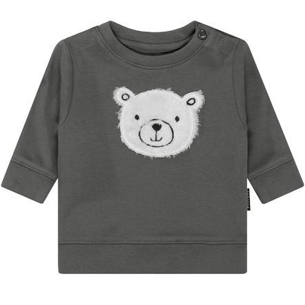 STACCATO  Camisa de niño gris oscuro