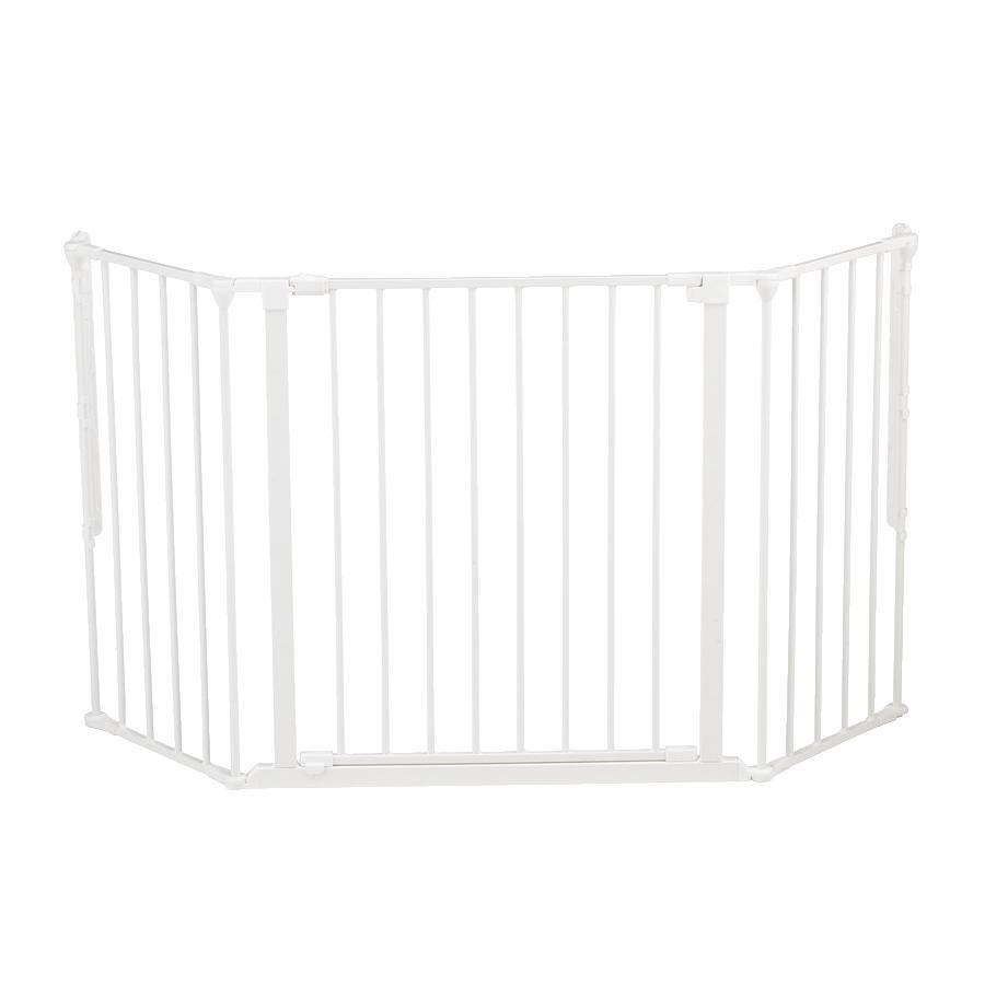 BabyDan Barrera de seguridad Flex M blanco