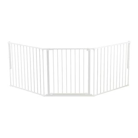 BabyDan sikkerhetsvakt Flex L hvit