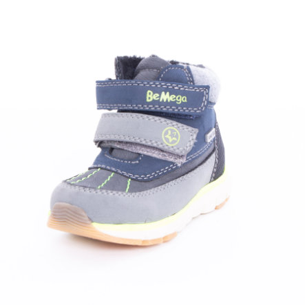 Be Mega Boys Stiefel coal-navy