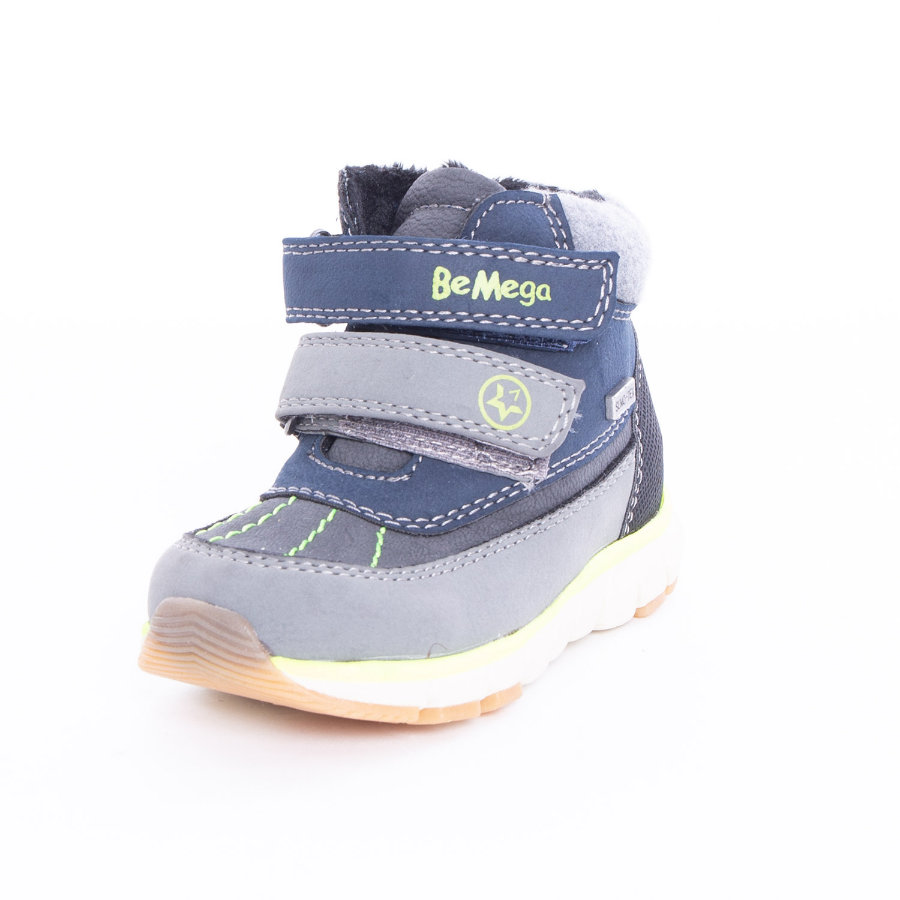 Be Mega Boys Boots Boots coal-navy