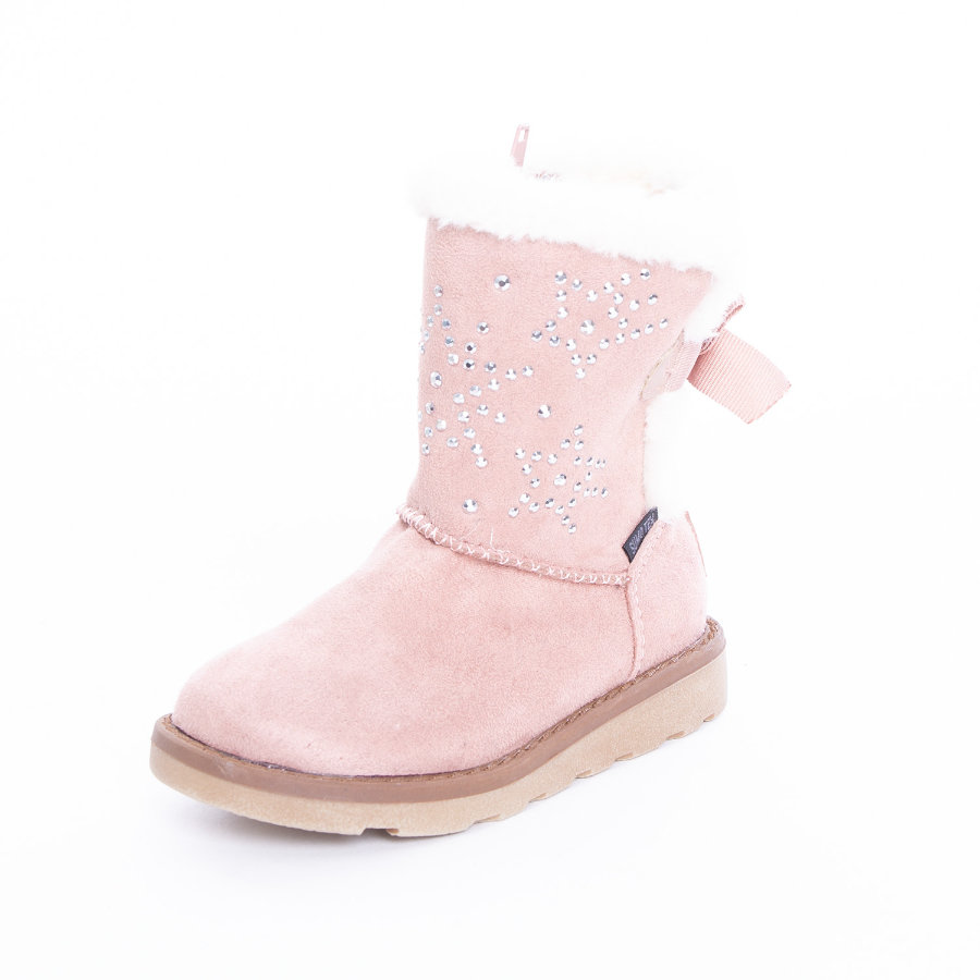 Be Mega Girls Boots Old Rose Boots