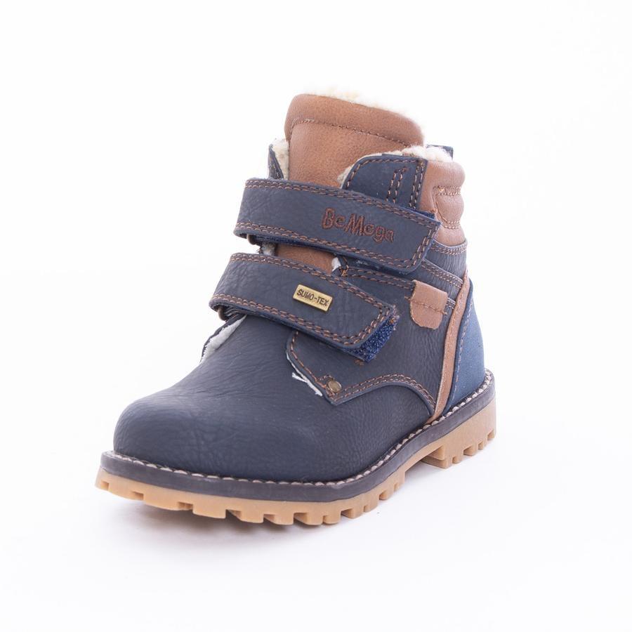 Be Mega Footwear Chlapecké boty navy