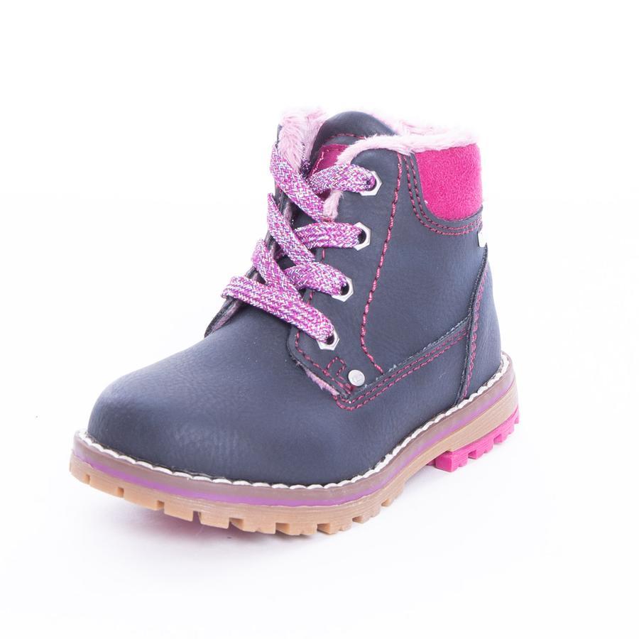 TOM TAILOR girls støvler glitter marine