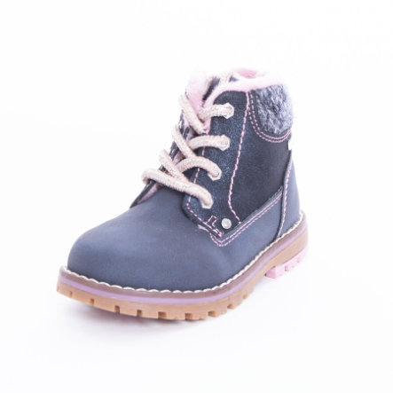 TOM TAILOR Girls stivali glitter navy navy