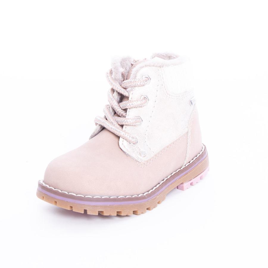 TOM TAILOR Girls laarzen glinsteren naakt