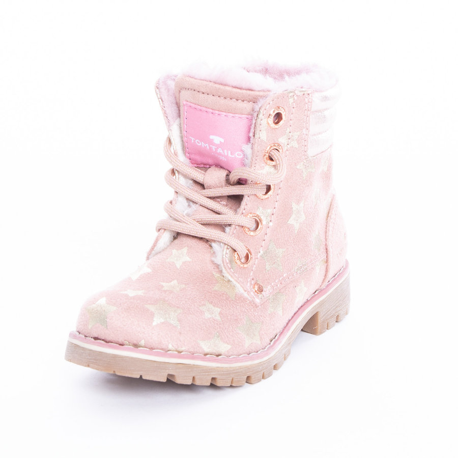 TOM TAILOR Girls boot rose (Róża bagażnika)