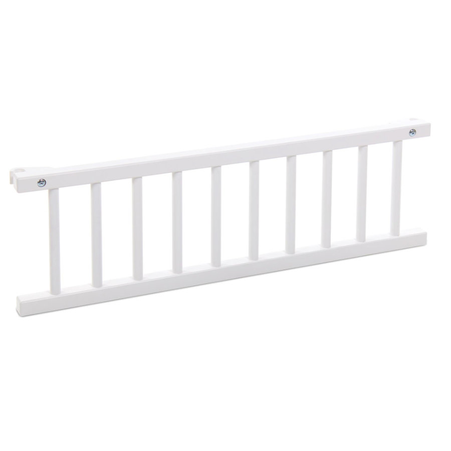 babybay Sponda di protezione per lettino co-sleeping XXL bianco
