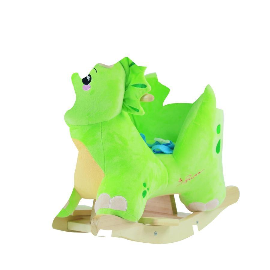 bieco Schaukeltier Dino Woody