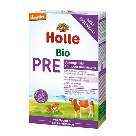 Holle Bio-Anfangsmilch PRE 400 g ab der Geburt