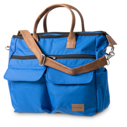 teutonia Wickeltasche Urban Blue