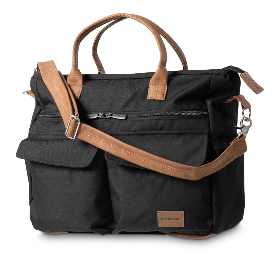 teutonia Wickeltasche Urban Black