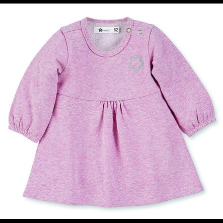 Sterntaler Girls Kleid rosa melange