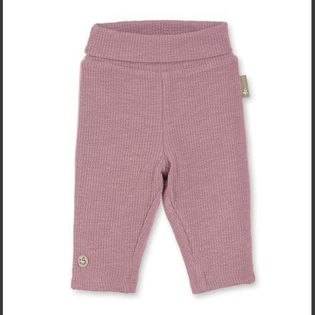 Sterntaler Pantalon violet clair