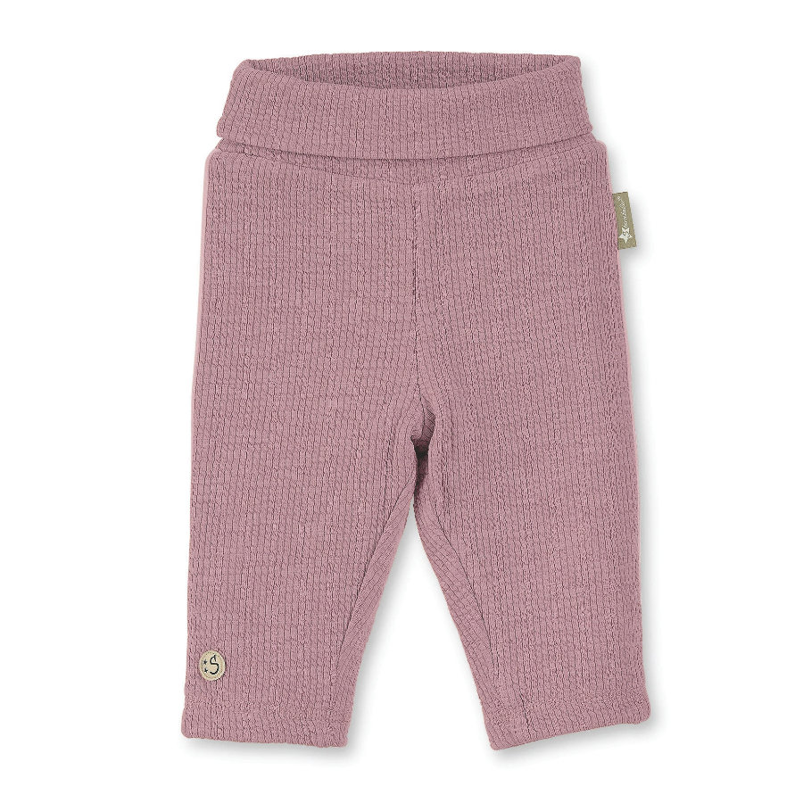 Sterntaler Pantalón púrpura claro
