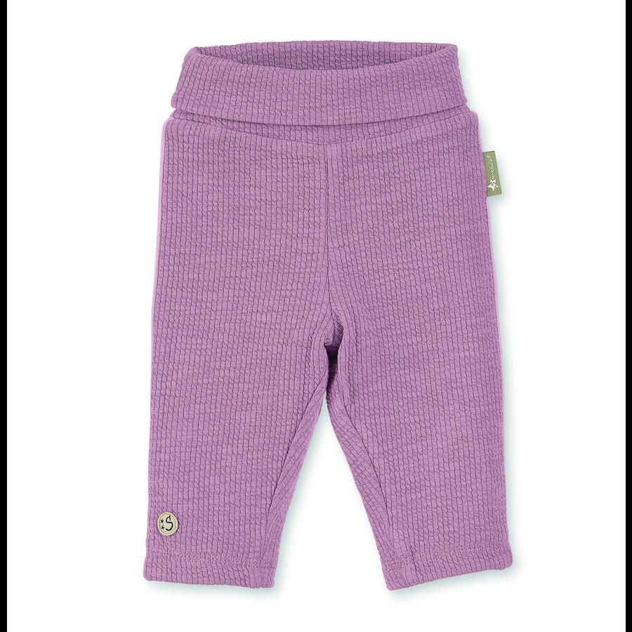 Sterntaler Pantaloni della tuta viola chiaro
