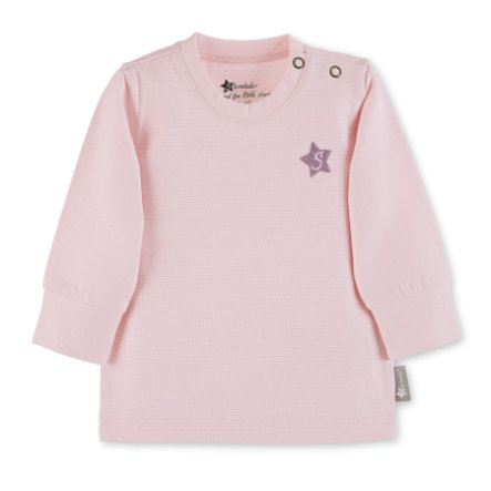 Sterntaler Girls Camisa de manga larga rosa pálido