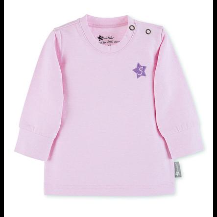 Sterntaler Girls Maglietta a maniche lunghe rosa pallido