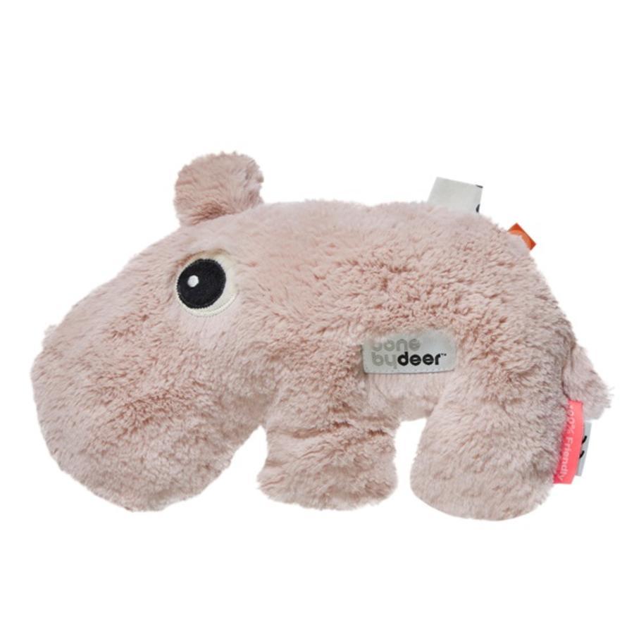 Done by Deer™ Kuscheltier Cuddle Cut Nilpferd Ozzo, rosa