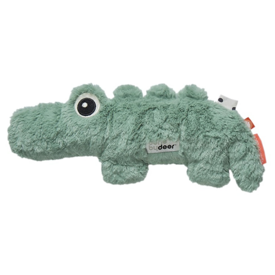 Done by Deer™ Kuscheltier Cuddle Cut Krokodil Croco, grün