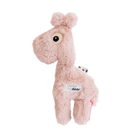 Done by Deer™ Kuscheltier  Cuddle Cut Giraffe Raffi, rosa