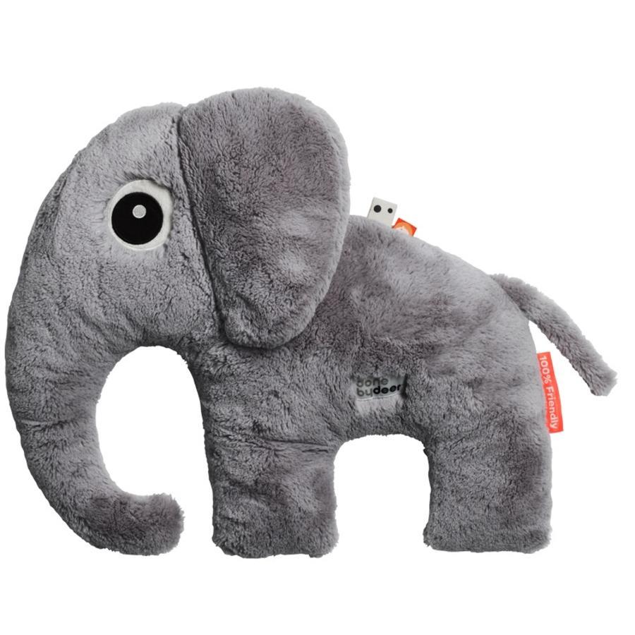 Done by Deer™  gosedjur Cuddle Friend Elephant Elphee, grå