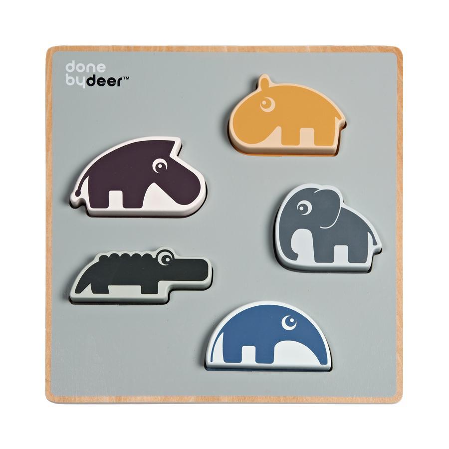 Done by Deer puzzle Jelení přátelé