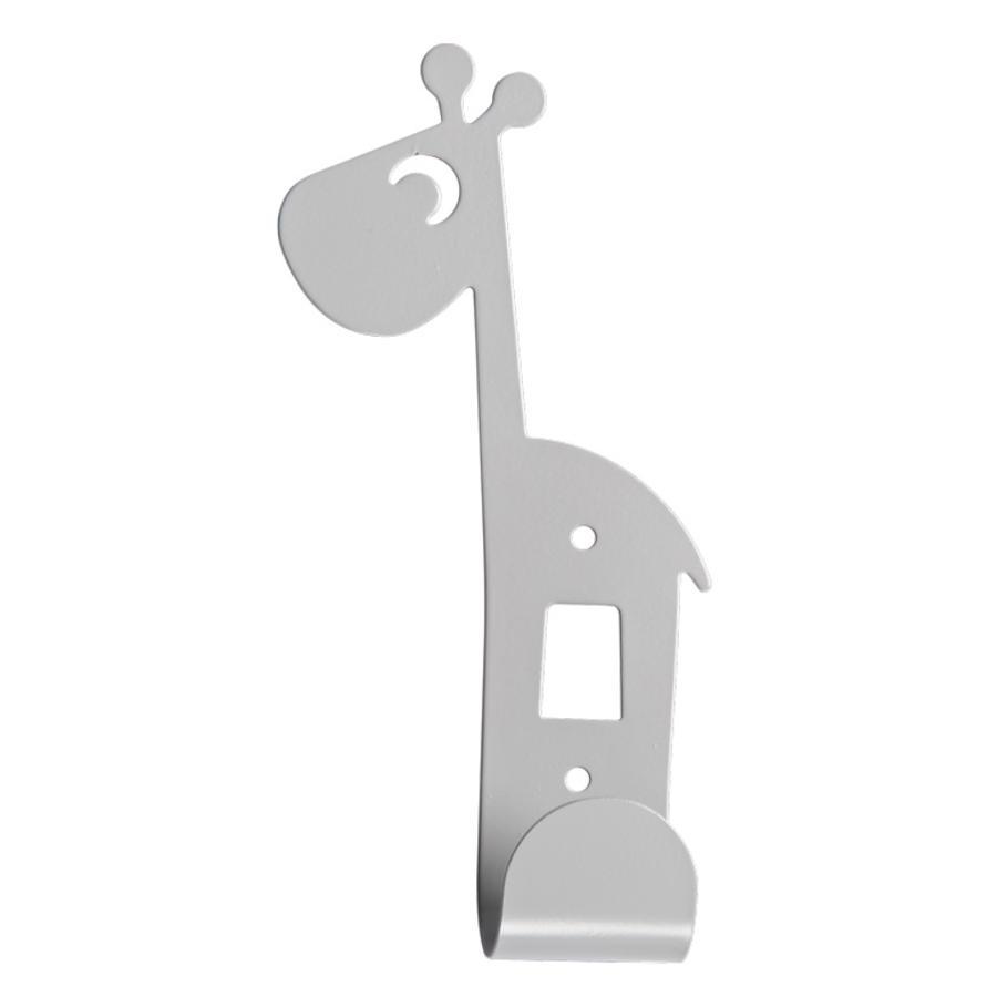 Done by Deer™ Wandhaken Giraffe Raffi, grau