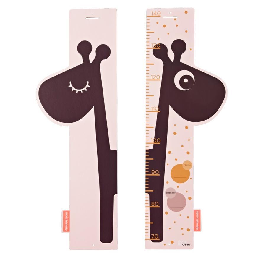Done by Deer ™ Giraffe Giraffe Giraffe Raffi, lyserød