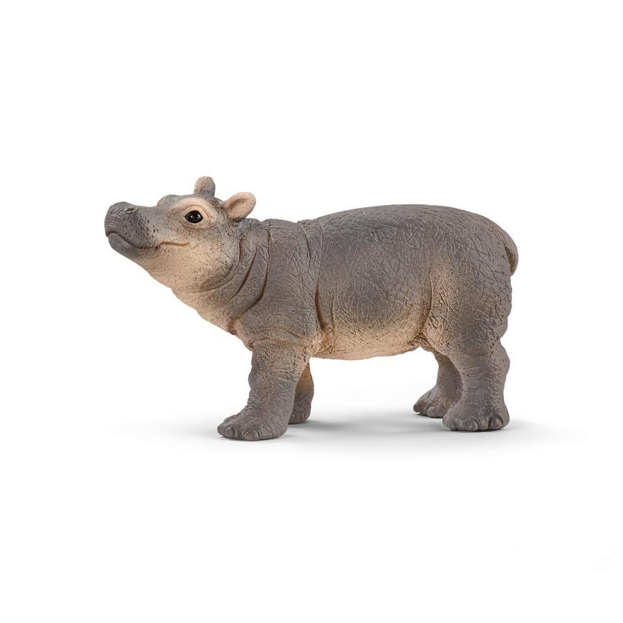 Schleich Młody hipopotam 14831