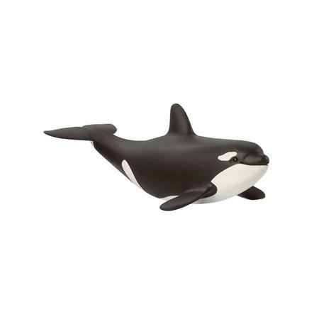 Schleich Figurine orque bébé Wild Life 14836