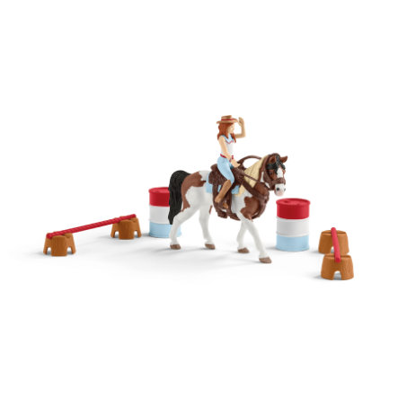 Schleich Horse Club Hannahs Western Riding Set 42441