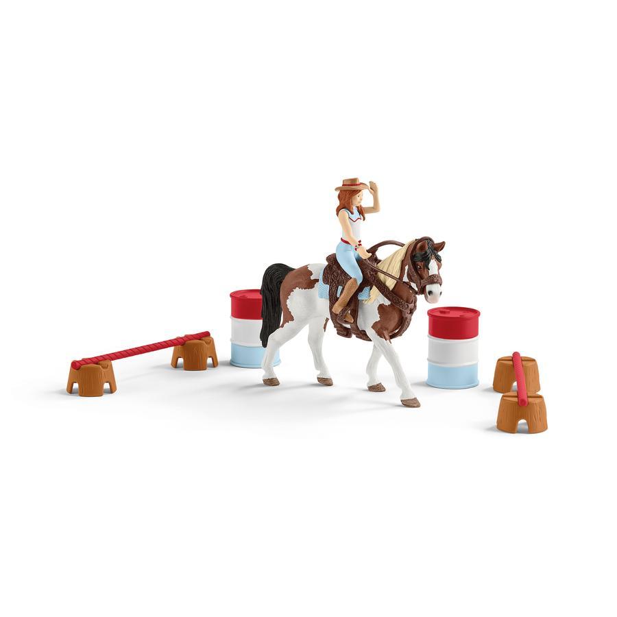 Schleich Horse Club Hannahs -läntösetti 42441