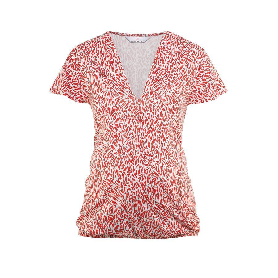 BELLYBUTTON Shirt VANIA spiced coral