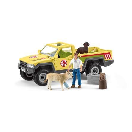 Schleich Tierarztbesuch auf dem Bauernhof 42503