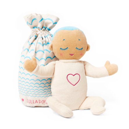 Lulla doll : muñeca que duerme Sky con latido de corazón real
